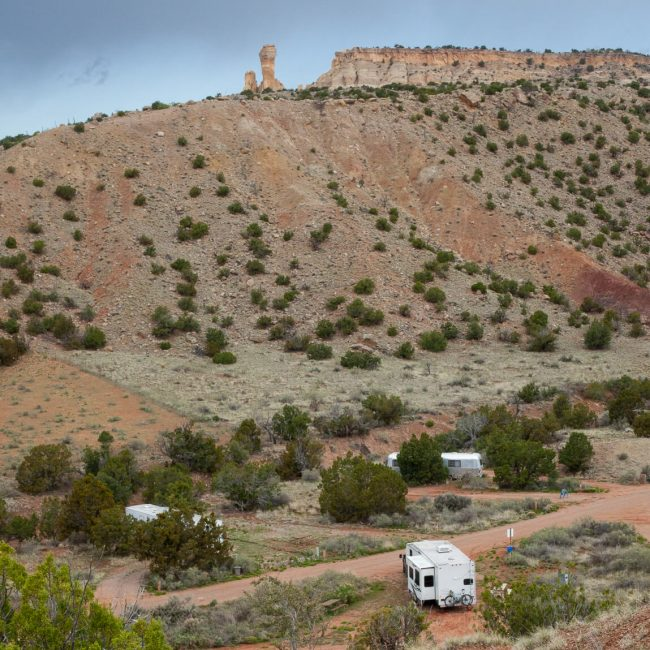 RV Campground Ghost Ranch