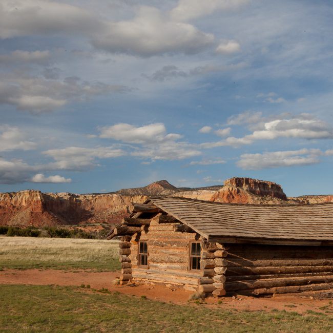 City Slickers Cabin at Ghost Ranch