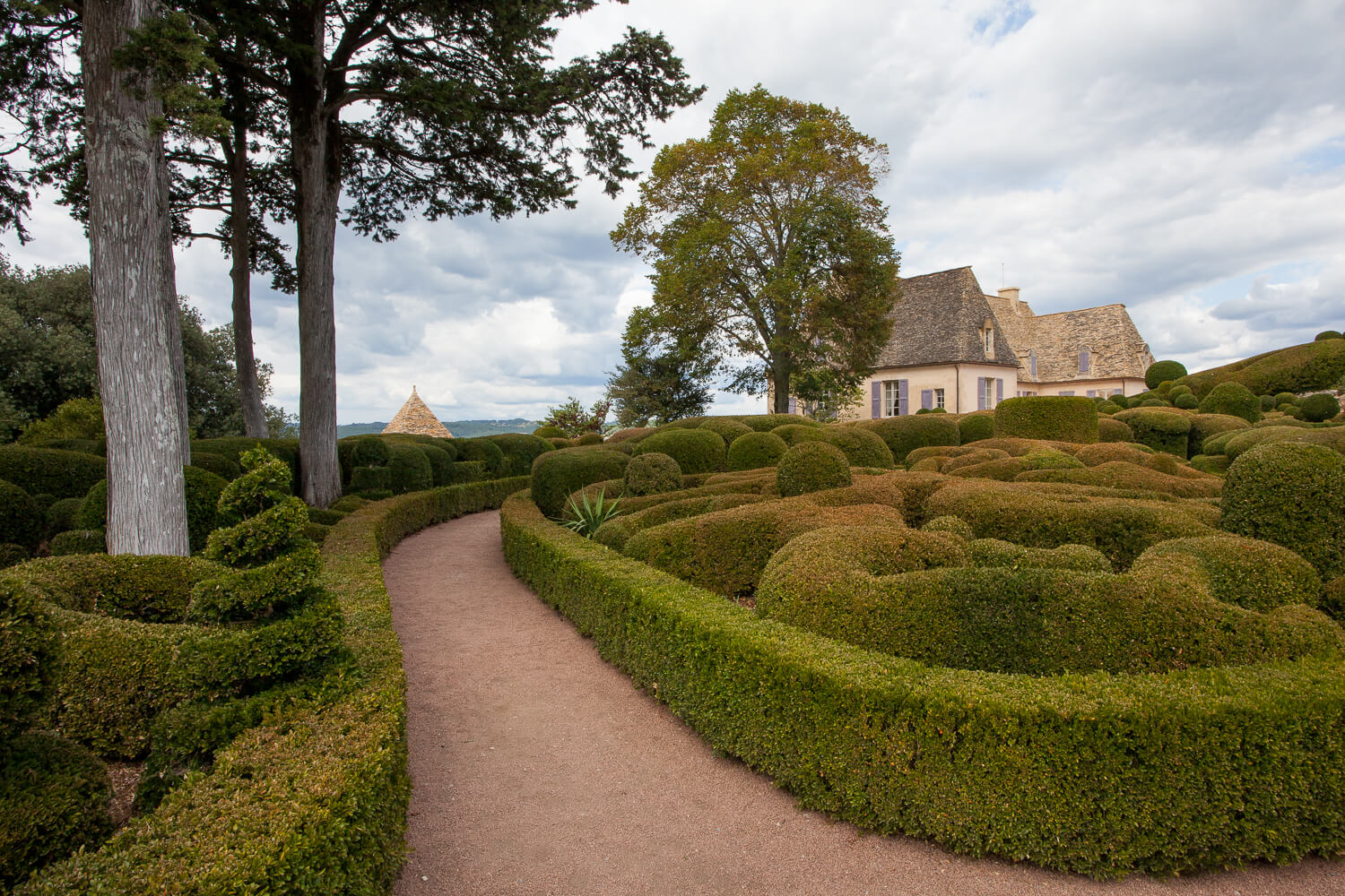 Get Lost in the Gardens of Marqueyssac | Cultivated and Wild