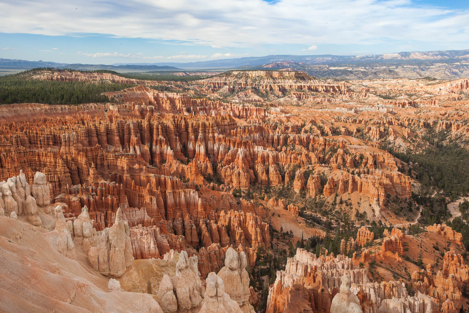 give outdoor experiences America the Beautiful Pass Bryce Canyon