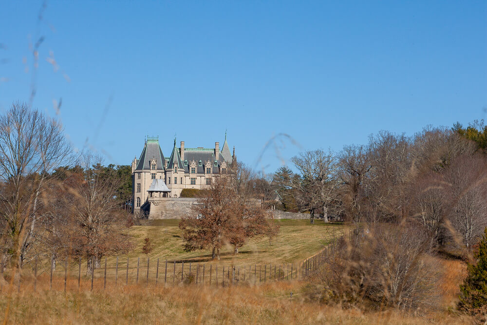 biltmore house meadow view