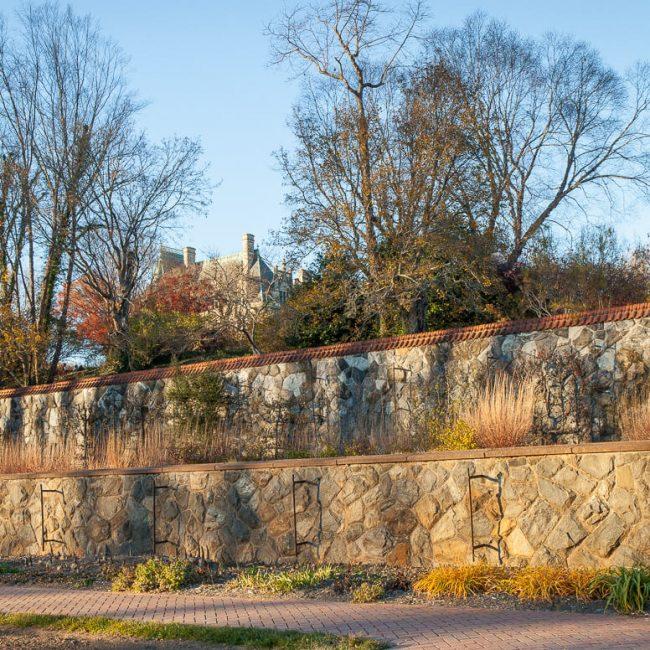 Walled Garden Biltmore Garden